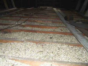 Loose Fill Vermiculite Insulation
