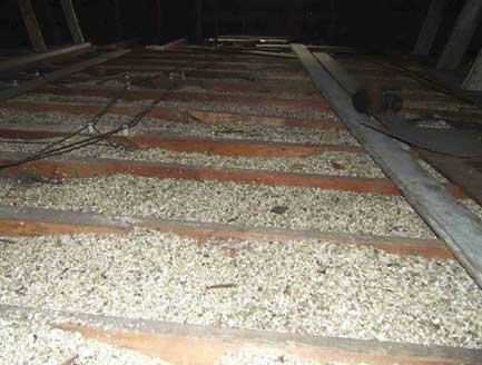 Loose Fill Vermiculite Insulation