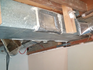 Asbestos Ducting Hvac Canadian Haz Mat Environmental