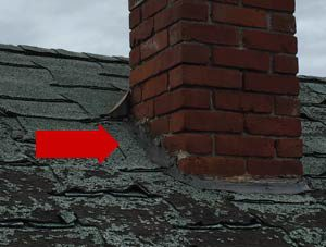 Roof mastics containing asbestos
