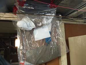 Duct Tape Containing Asbestos Hvac Systems Venting Etc