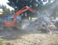 house demolition process