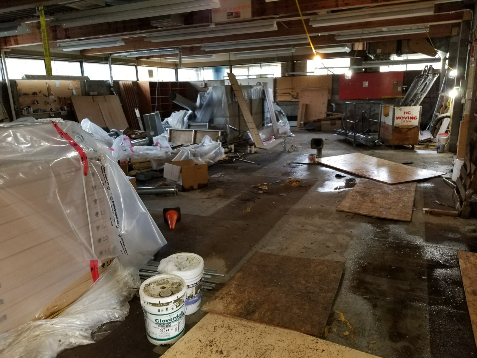 Commercial Asbestos Abatement - Canadian HAZ-MAT Environmental